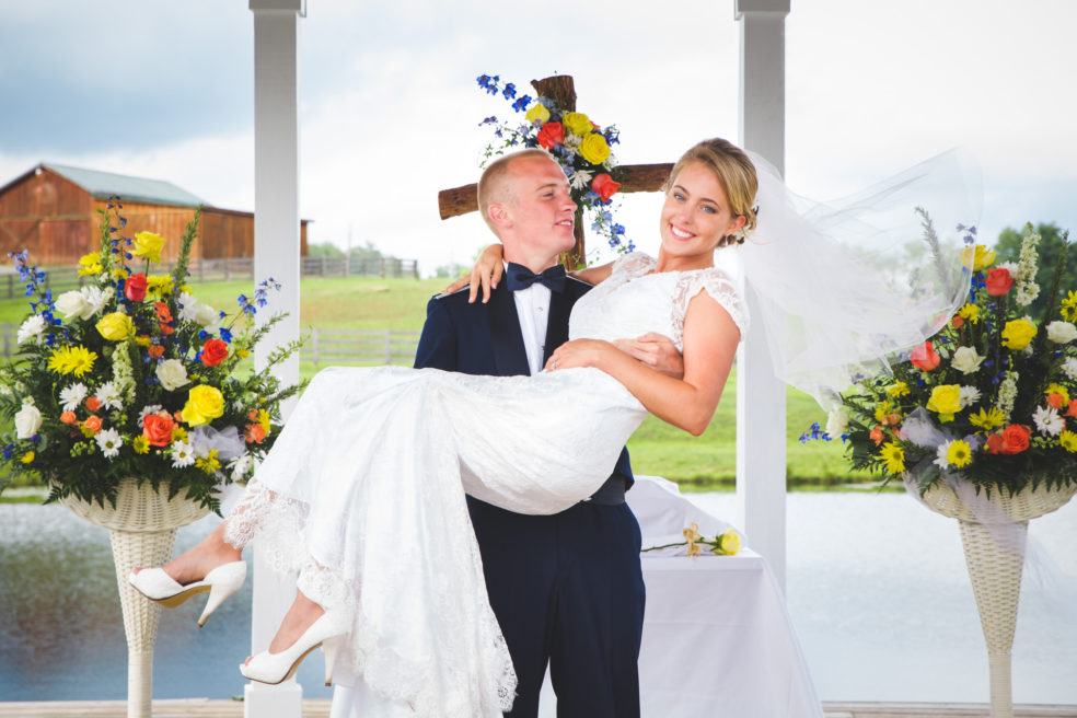 TLC's Four Weddings at Lingrow Farm outside of Pittsburgh – They Won!